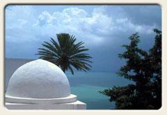 Titelbild Tunesien, Sidi Bou Said