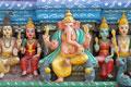 Ganesh, ein beliebter Schutzpatron