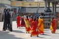 In der heiligen Stadt Kanchipuram