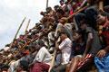 Zuschauer beim Jallikattu, Palamedu